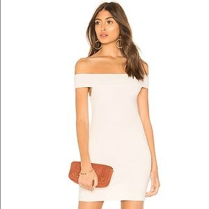 by the way. | Tracy Knit Off The Shoulder Dress